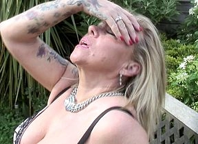 British inked housewife object grotty in the air their way mutual